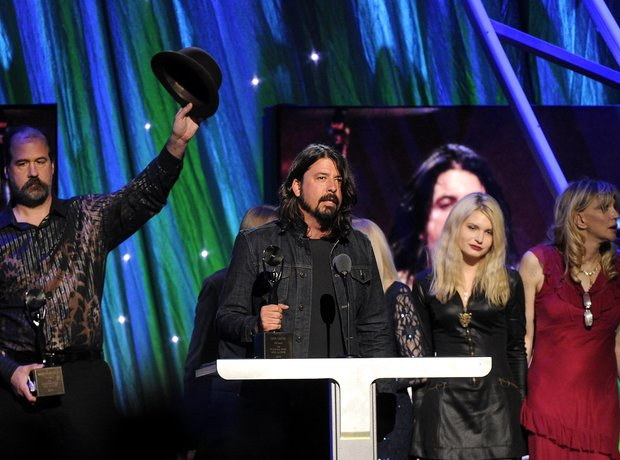 Rock and Roll Hall of Fame 2014 - Pictures