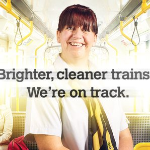 T & W Metro - Brighter, Cleaner Trains