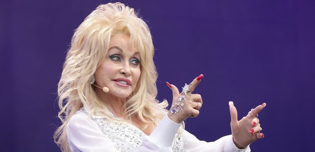 Dolly Parton was the queen of Glastonbury 2014