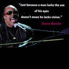 Stevie Wonder Motown Quotes
