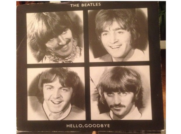 Hello, Goodbye, Beatles Cover