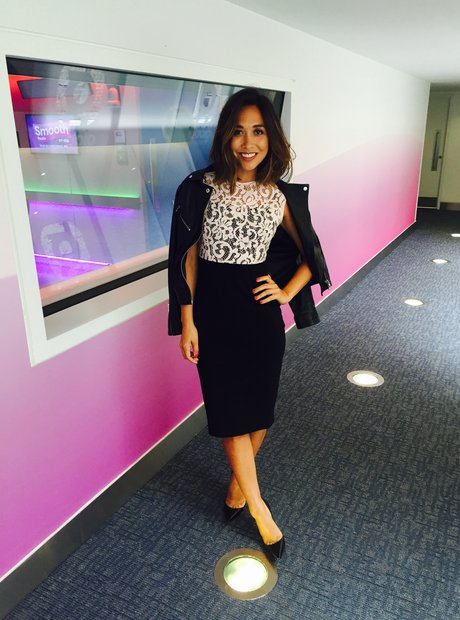 Myleene Klass at Smooth
