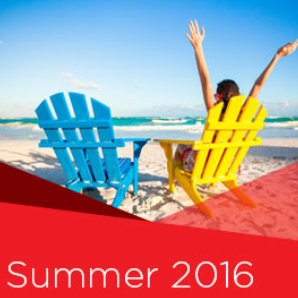 Barrhead Travel - Summer 2016