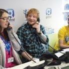 Ed Sheeran Global's Make Some Noise 2015