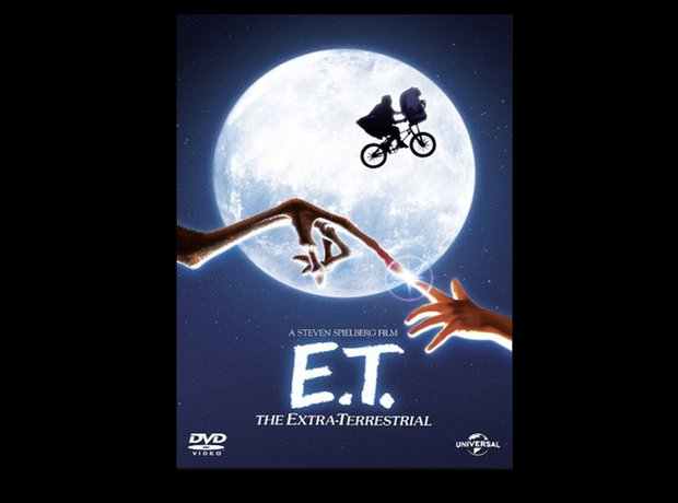 80s movies dvds e.t.