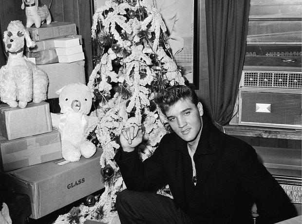 Stars At Christmas Elvis Presley