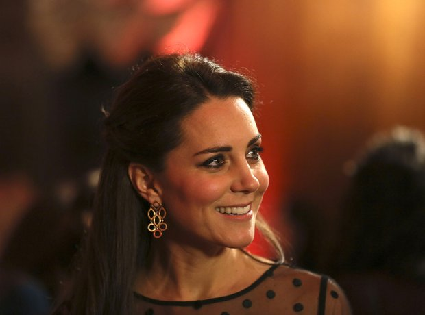 kate middleton smile
