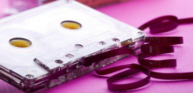 80s tape casette