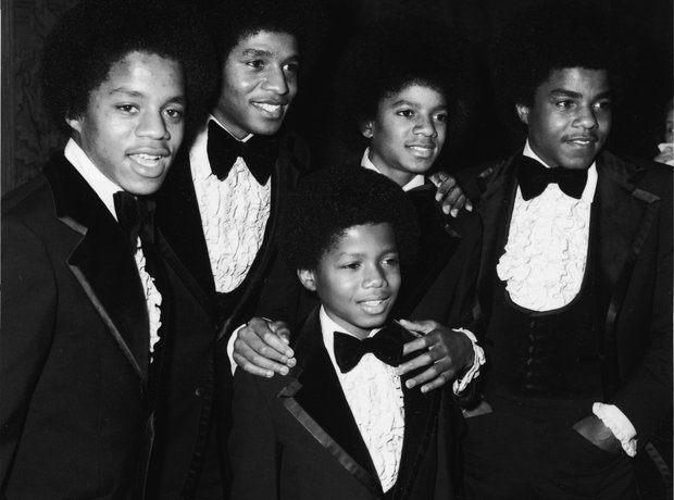 Jackson Five Grammy Awards Archive