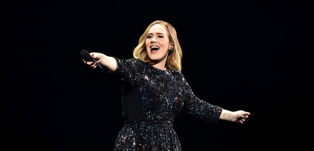 Adele Live On UK Tour