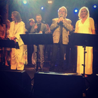ABBA reunite in Stockholm June 2016