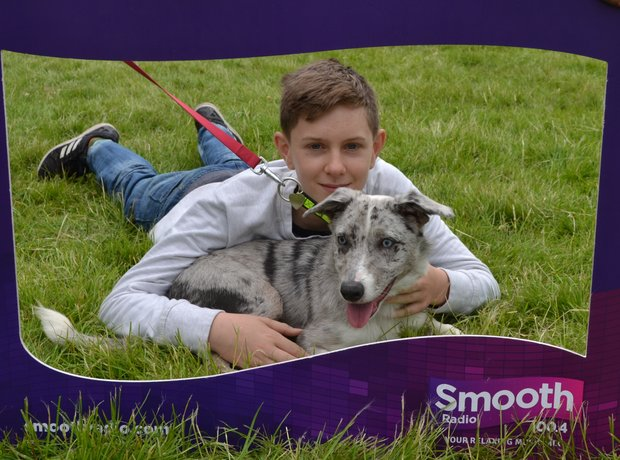 Smooth at Dogfest