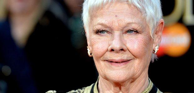 Judi Dench Olivier Awards 2016