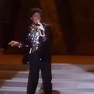 Michael Jackson First Moonwalk 1983
