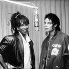 Michael Jackson And Siedah Garrett