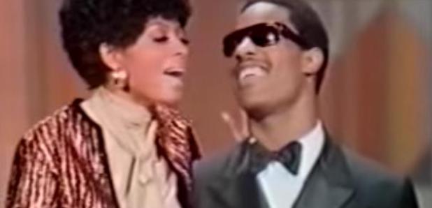 Stevie Wonder Diana Ross