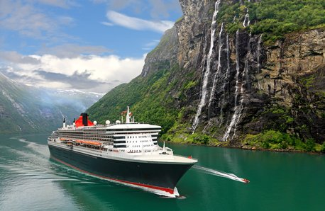 Cunard prize make some noise 2016