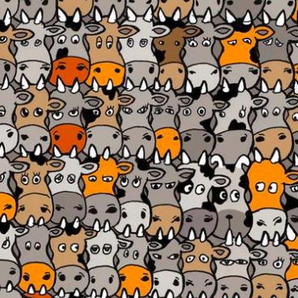 Spot the dog