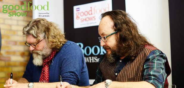 Hairy Bikers Good Food Show birmingham