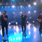 Take That James Corden show