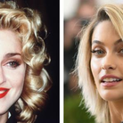 Madonna and Paris Jackson